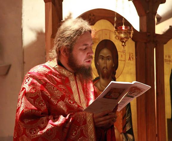 Părintele Răzvan Andrei Ionescu