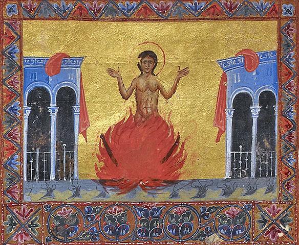Eufimia, martiriul, man biz s11 IN