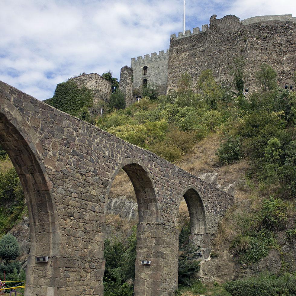 Apeductul și fortăreața Trapezuntului