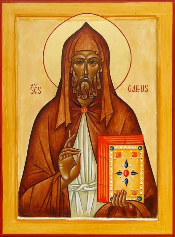 Sfântul Gall in