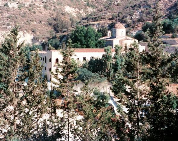 Mănăstirea Sf. Neofit din Pafos, Cipru
