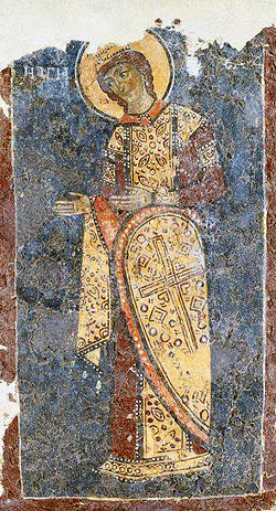 Ecaterina, 1233, Chapel of Saint Nicholas of Spilia Pendeli, Attica IN R
