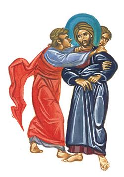 Articol 35 Prinderea lui Iisus3