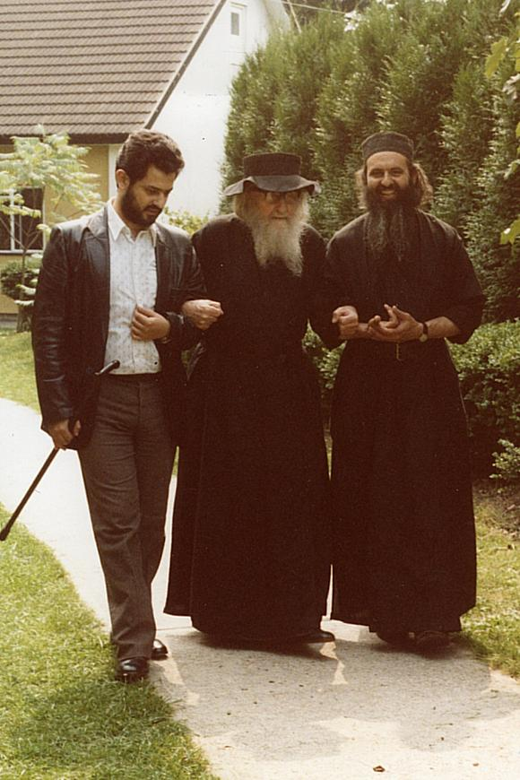 elder sophrony in