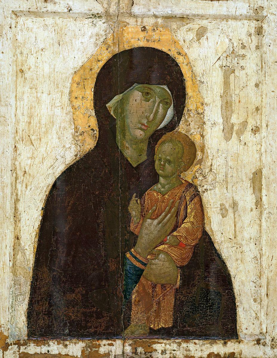 MD Odighitria, Bizanț 1380, Moscova IN