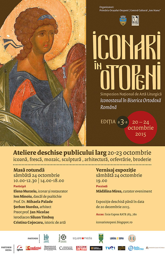 Iconari in Otopeni editia a treia IN