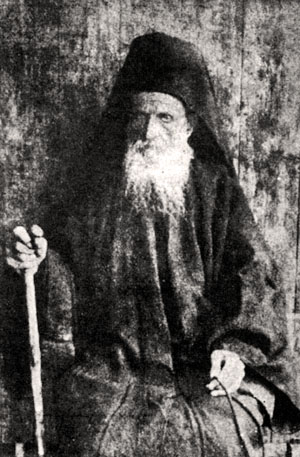 Bătrânul Daniil Katunakiotul, ctitorul Chiliei Daniileilor (1846-1929)