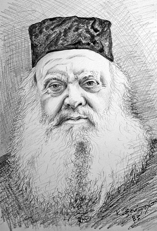 Întâistătătorul Chiliei Daniileilor, Ieromonahul Grigorie