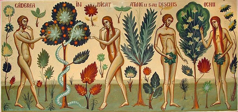 ADAM si Eva, Ioan Popa IN