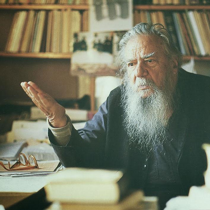 Theoklitos monachos Dionysiatis (1916-2006) IN