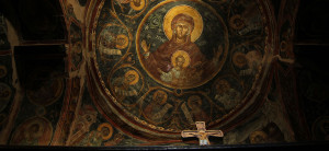 Frescele Chiliei Sfântului Procopie a Mănăstirii Vatopedi