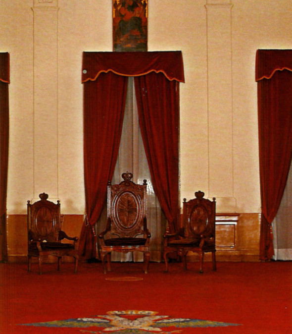 Sala Tronului patriarhal al Alexandriei