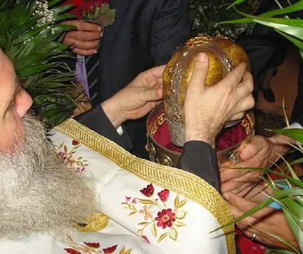 toma apostolul, kara de la man sf ioan din patmos in