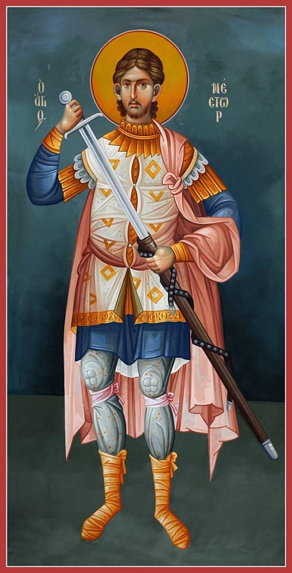 Martyr Nestor of Thessalonika_KER