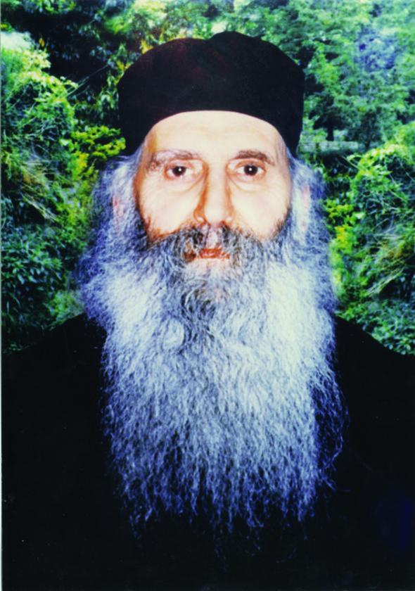 Gheronda Iákovos Tsalíkis (†1991)