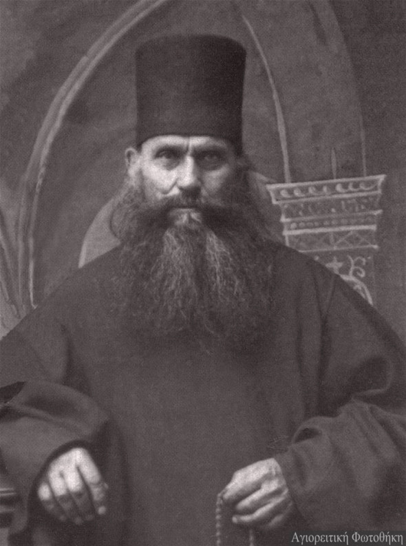 Agios Silouanos o Athonitis7