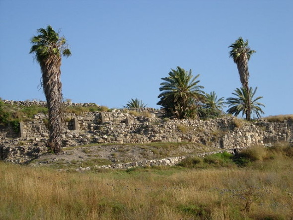 Biserica din Megiddo, sec. III