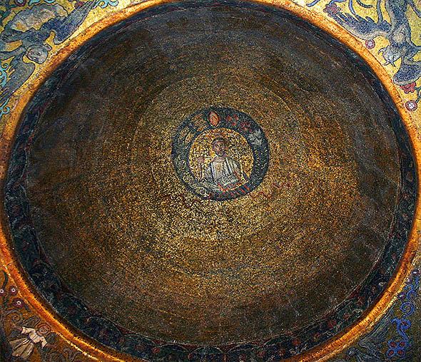 Basilica Sfântul Ambrozie, Milan, anul 313