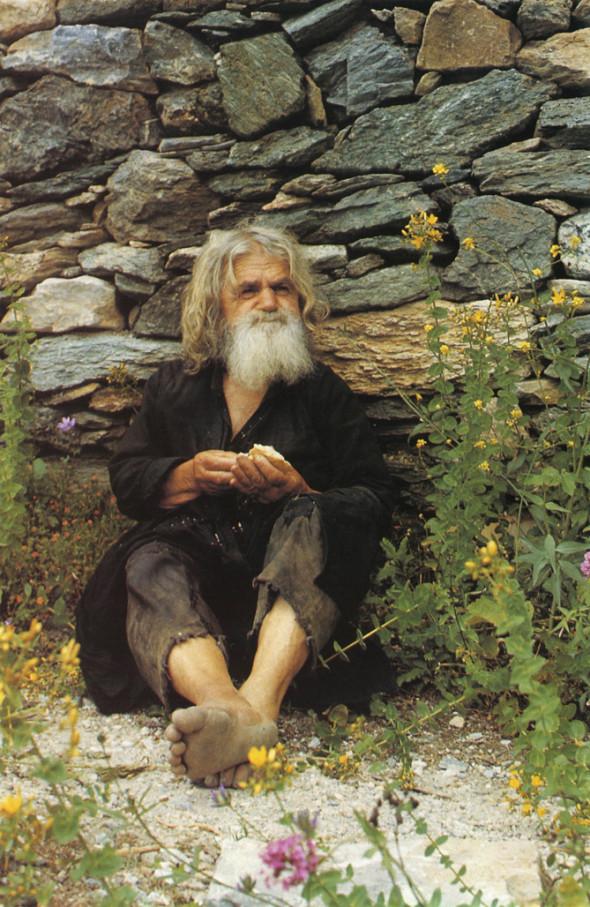 Monahul Iacov Aghiannanitul, zis si Iakovaki (+1982)