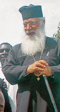 misiune in 0, Makarios, Mitropolitul Kenyei
