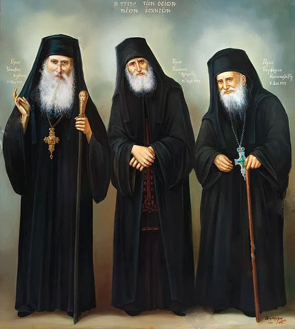 Iacov, Paisie, Porfyrie in