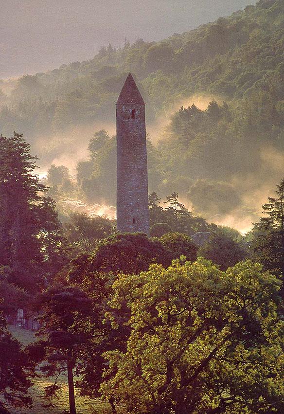 Turnul din Glendalough