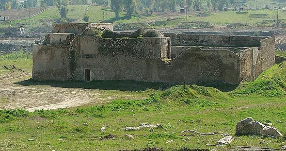 Mosul Saint_Elijah's_Monastery_IN