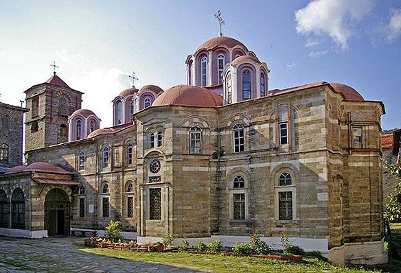 Katholikonul mănăstirii Konstamonitou