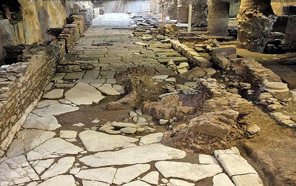 βυζαντινός-δρόμος-μετρό-θεσσαλονίκη