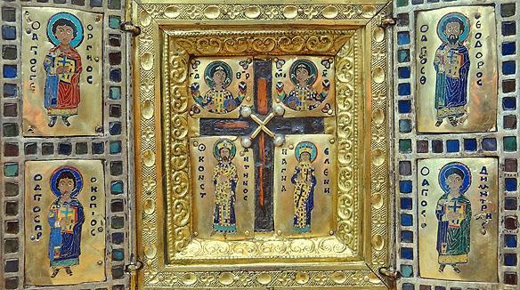 Cruce, sec 12 Constantinopol, Morgan Museum, NY IN
