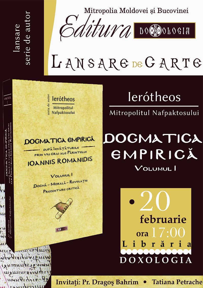 Dogmatica empirica IN