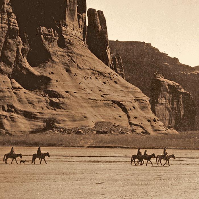 Navajos IN