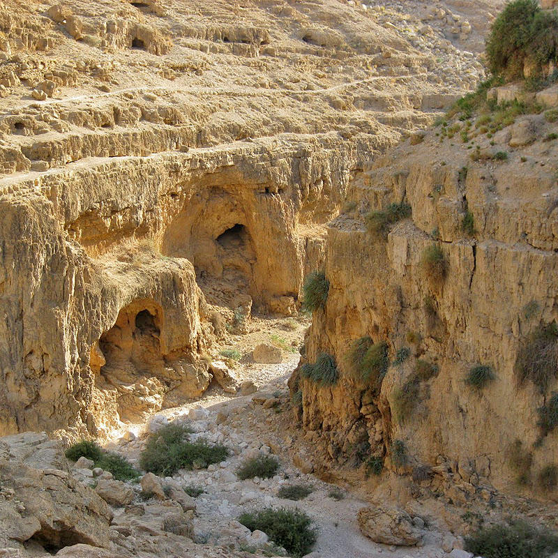 syrian-hermits-caves