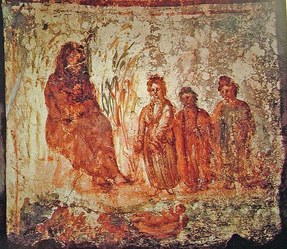 Prunc Moise ROMA
