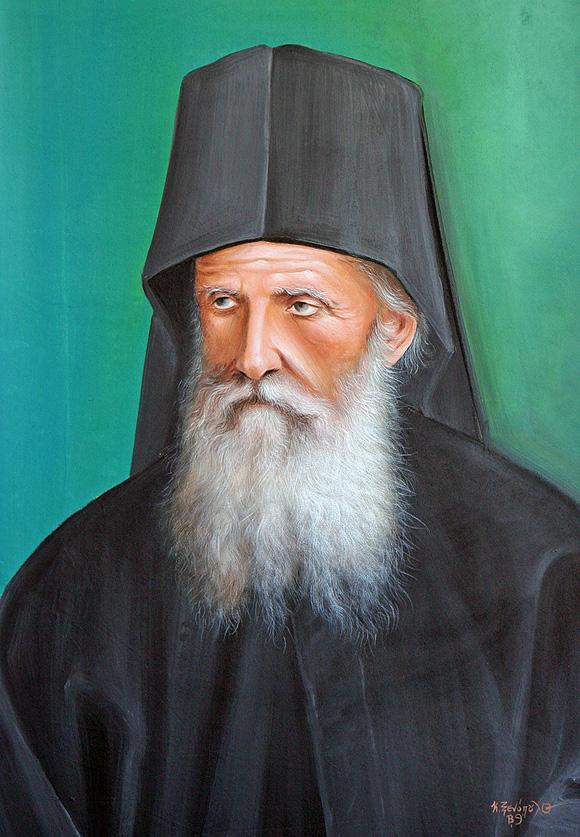 Bătrânul Daniil Katunakiotul, ctitorul Chiliei Daniileilor (1846-1922)