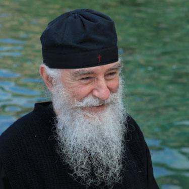 Părintele Nikon de la Chilia Sfântului Spiridon – Nea Skiti